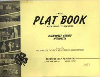 Title Page, Milwaukee County 1961